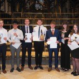 Year 13 Prize Winners 2019