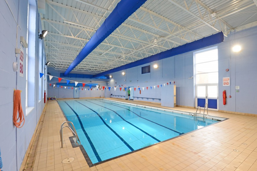 Swimming Lessons Tewkesbury School