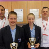 Year 8 House masterchef final winners